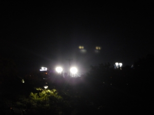 BYU Stadium! So close but sooooo far